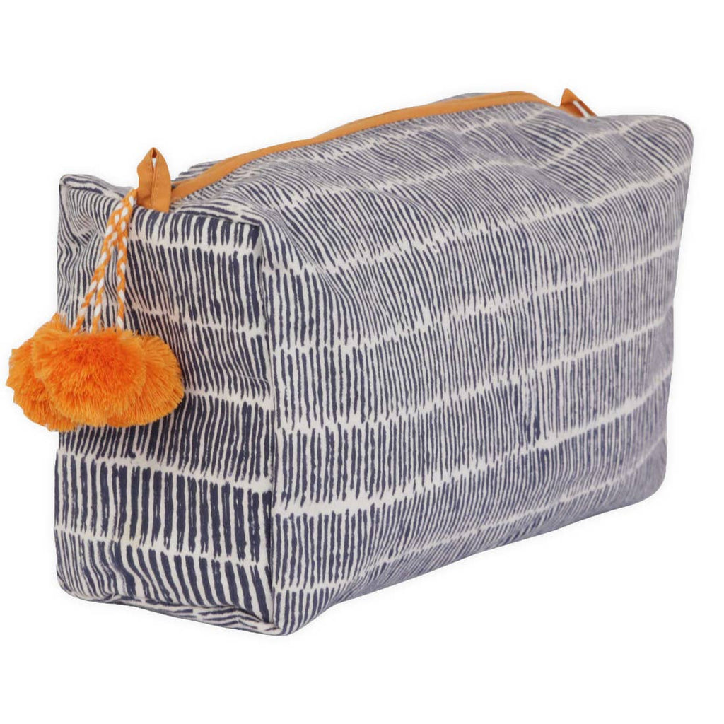 Graymarket - Granada Striped Toiletry Bag