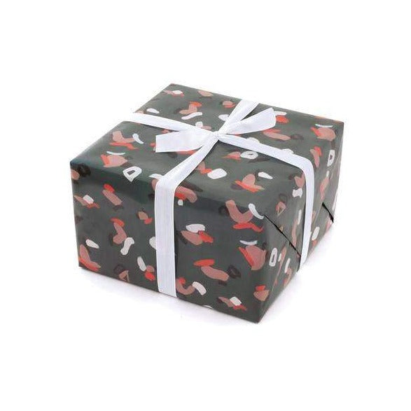 Moglea - Cluster Gift Wrap Three Sheet Roll