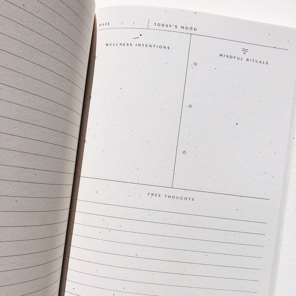 Wilde House Paper - Rituals and Wellness Journal