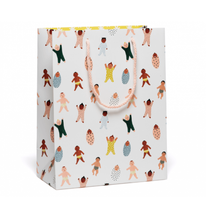 Red Cap Cards - Beautiful Baby Gift Bag