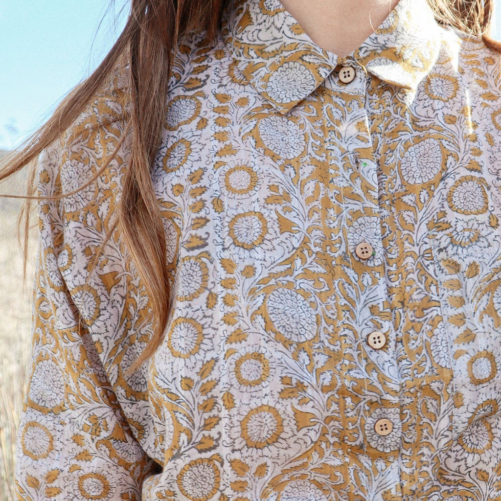 From Mila - Alannis Button Up Shirt