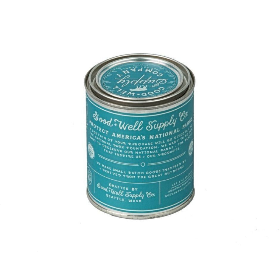 Good & Well Supply Co. - GLACIER Candle