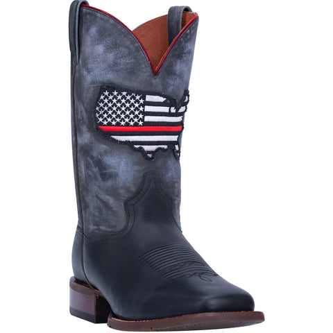 Dan Post Thin Red Line Boots - DP4514