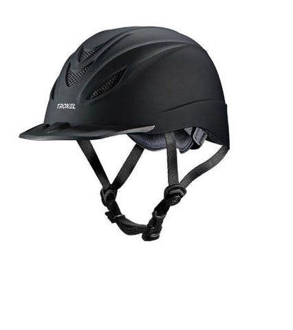 Troxel Intrepid™ Black Helmet
