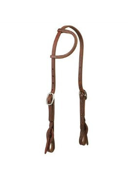 Working Cowboy Quick Change Sliding Ear Headstall
