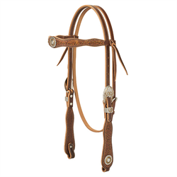 Western Edge Browband Headstall, Sunset 10-0524