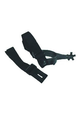 Saddle Barn Nylon Rough Stock Spur Strap
