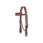 Basin Cowboy Browband Headstall