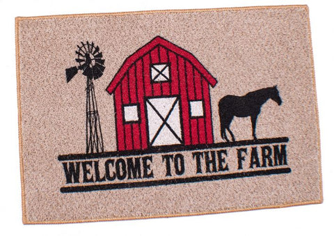 Welcome Mat - Welcome to the Farm