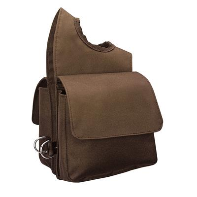 Weaver Nylon Pommel Bag - 15-0190
