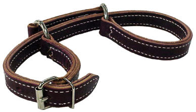 "Saddle Barn 1"" Leather Hobbles - 21-02"