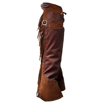 Saddle Barn Cowhand Shotgun Chaps 27-80