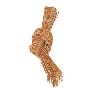 "Alum Tanned Leather Lace, Chestnut, 3/16"" x 72"" 30-1767"