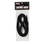 "Leather Lace Pack, Black, 3/16"" x 72"""