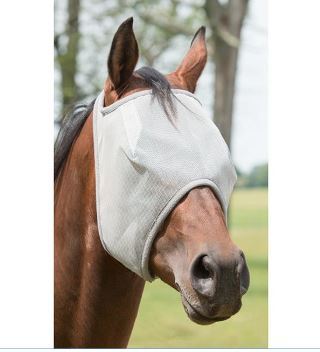 Open Ear Fly Mask with Xtended Life Closure System