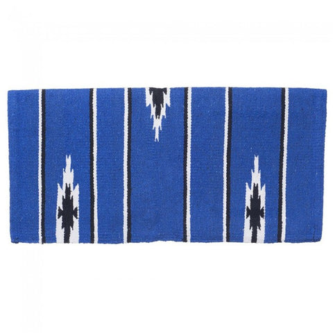 "Tough-1 Acrylic Blend Sierra Saddle Blanket 30""x30"" 35-7839"