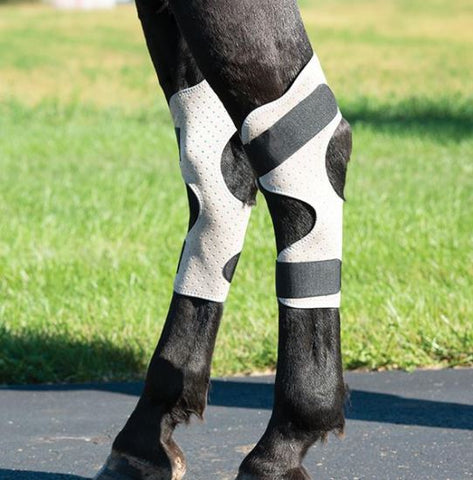 CoolAid® Equine Icing and Cooling Hock Wraps