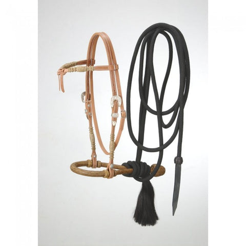 Royal King Futurity Brow Bosal/Mecate Set 45-298-0-0