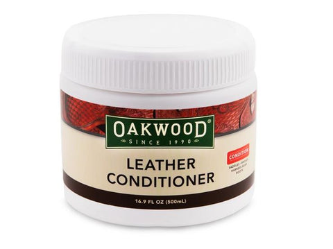 Oakwood Leather Conditioner 16.9 oz.