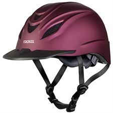 Troxel Helmet Intrepid, Mulberry