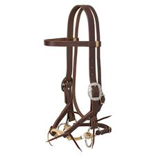 Justin Dunn Bitless Bridle by Weaver