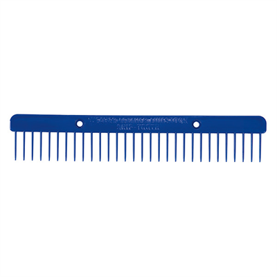 Weaver Replacement Blade, Blue Plastic, Skip Tooth