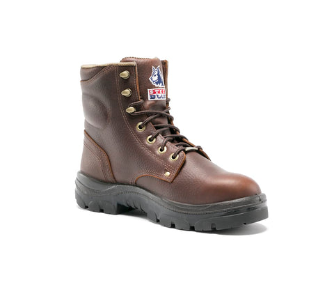 Steel Blue Steel Toe Mens Work Boot ArgyleWP