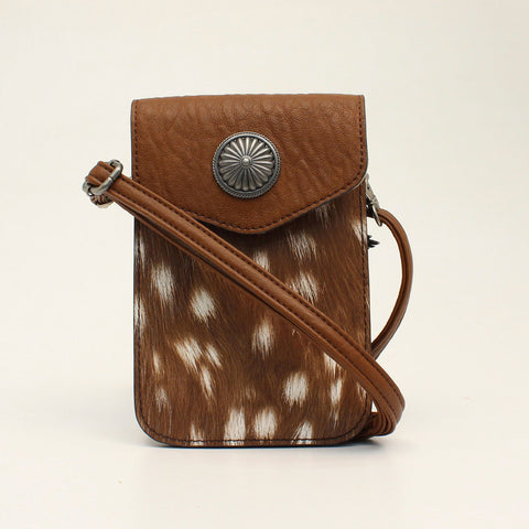 Angel Ranch Cell Phone Crossbody Purse