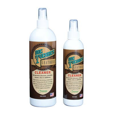 Doc Tucker's Leather Cleaner 8oz