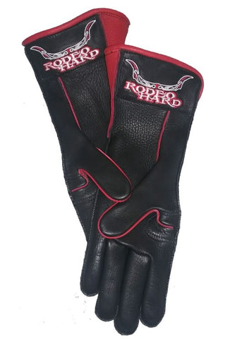 Rodeo Hard Deerskin Glove Left Hand  2639