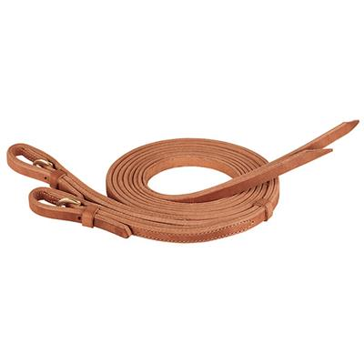 ProTack® Quick Change Split Reins, Buckle Bit Ends