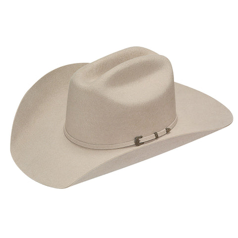 "Twister Silver Belly 'Dallas"" Wool Hat - T7101027"