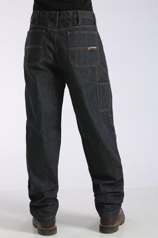 Cinch FR Blue Label Carpenter Jeans - WP78734001