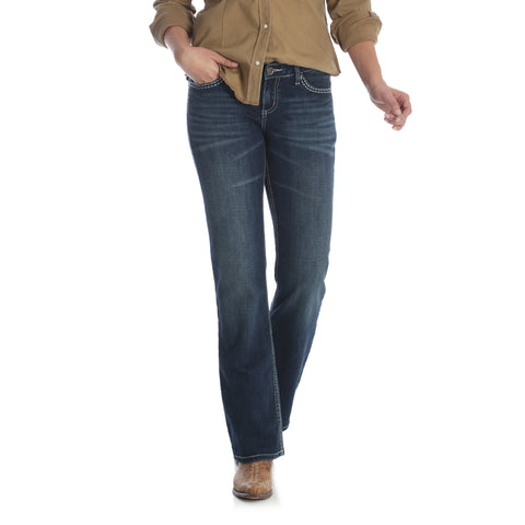Wrangler Women's Shiloh Ultimate Riding Jeans - WRS40TA