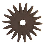 "Weaver 18 Point Replacement Rowel, Antiqued, 1-1/4"" 25-9043"
