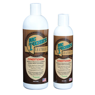 Doc Tucker's Leather Conditioner - 16 ounce