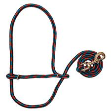 Poly Rope Sheep Halter with Snap