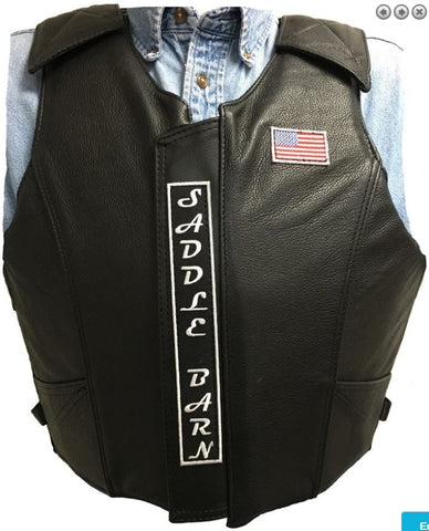 SB2000 Rough Stock Pro Rodeo Protective Vest