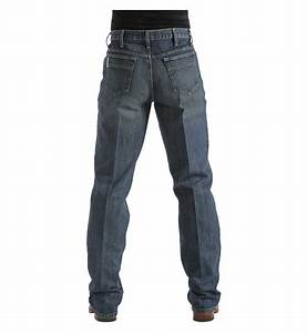 Cinch Men's Jeans - White Label - Dark Stonewash - MB92834013
