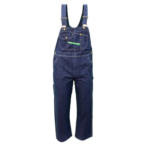 Denim Bib Overall Key Brand
