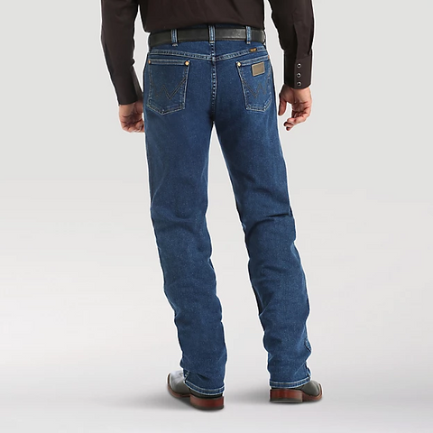 Wrangler Cowboy Cut Original Fit Active Flex Jeans- 13MAFGK