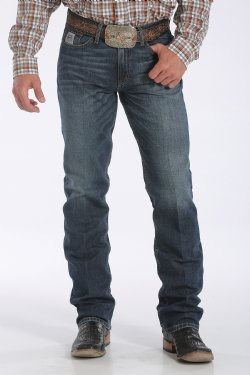 Cinch Silver Label - Dark Stonewash - MB98034006