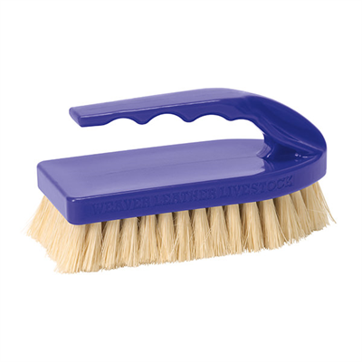 Weaver Tampico Pig Brush with Handle