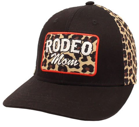 Ariat Rodeo Mom Leopard Cap