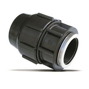 Poly Metric Female Adaptor 25P X 12FI - PlumbersHQ