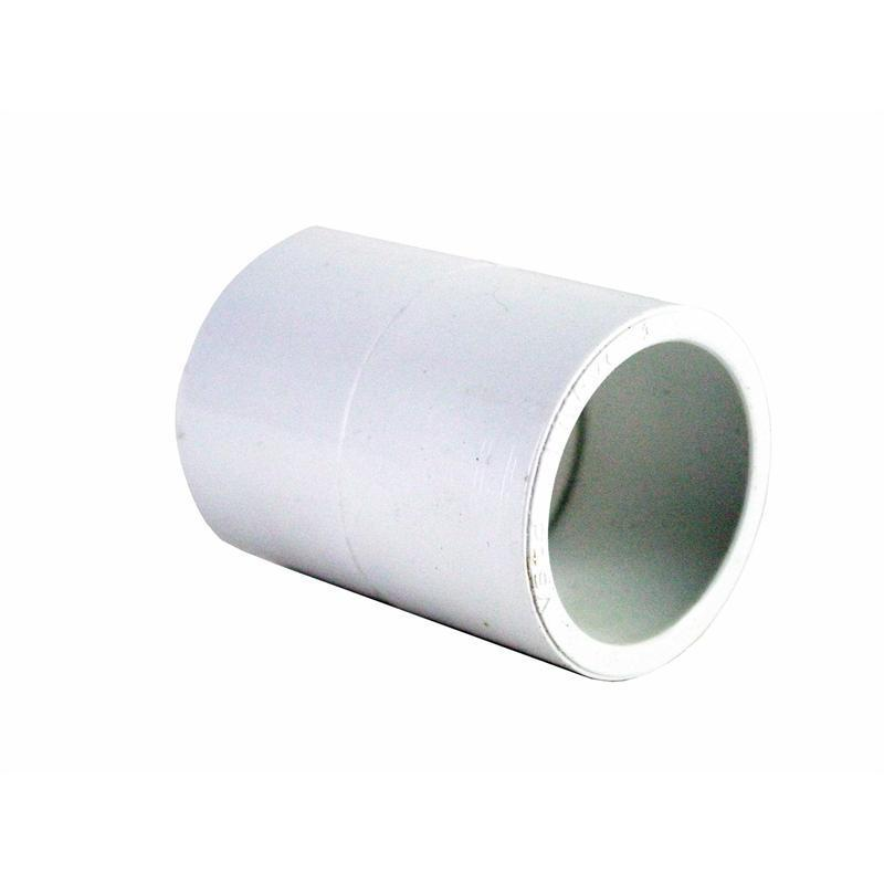 PVC Pressure Female Coupling 20mm X 20FI - PlumbersHQ