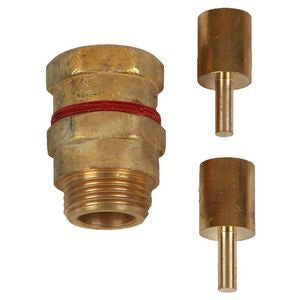 Top Brass Body To Spindle Extension 12Mm - PlumbersHQ
