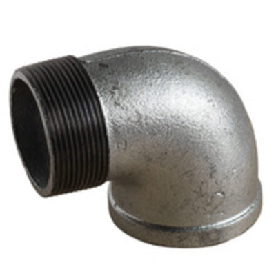 Gal Elbow 90° MF 75mm - PlumbersHQ