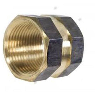 Brass Socket 100mm - PlumbersHQ
