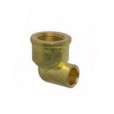 Copper Female Tube Bush 20mm - PlumbersHQ